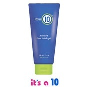 It's a 10 - Miracle Firm Hold Gel